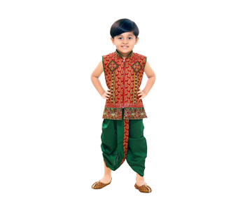 Indian Traditional Kids Wear